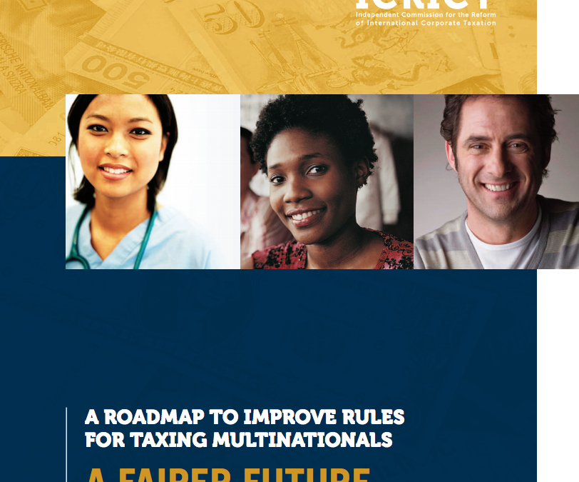 ICRICT: improve rules for taxing multinationals