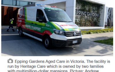 Aged Care 360: News Corp launches campaign to sort out aged care mess