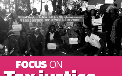 International Union Rights Journal – Focus on Tax Justice
