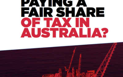 Is Exxon Paying its Fair Share of Tax in Australia?