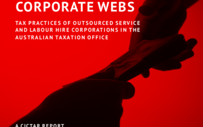 Outsourced Labour in the Australian Taxation Office