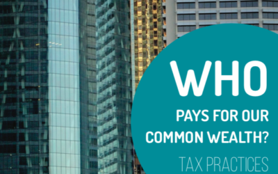 Who Pays for our Common Wealth? Tax Practices of the ASX 200
